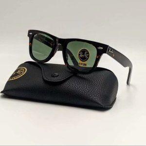 Ray-Ban 2140 Tortoiseshell Sunglasses 54mm